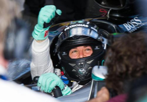مسابقات اتومبیلرانی فرمول یک در ملبورن