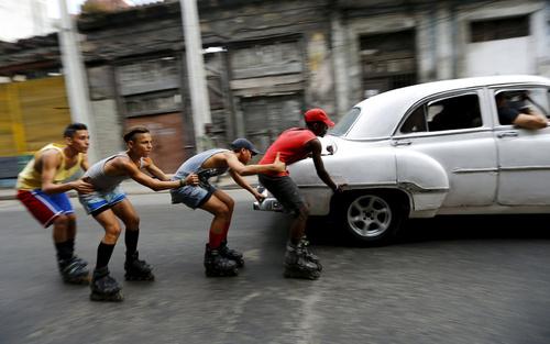 جوانان ماجرا جو در شهر هاوانا