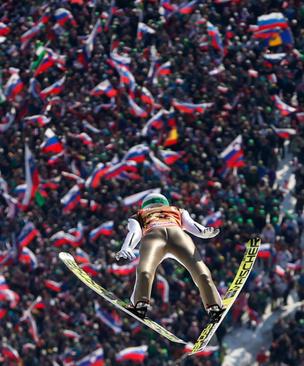جام جهانی اسکی پرش در اسلونی