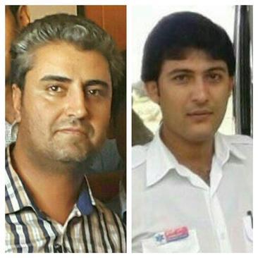 جوادی، تکنسین اورژانس شیراز و  قائدى، رئیس اورژانس خنج؛ ٢ تن از جانباختگان حادثه سقوط بالگرد