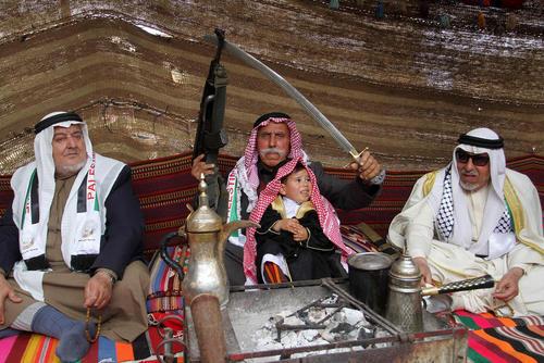 گرامی داشت روز سرزمین در خان یونس غزه