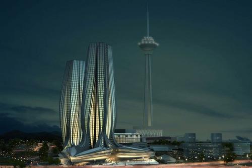 فاز 2 برج میلاد  - تهران
