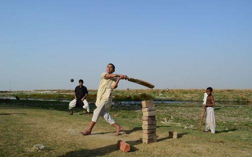 کریکت بازی نوجوانان – الله آباد هند