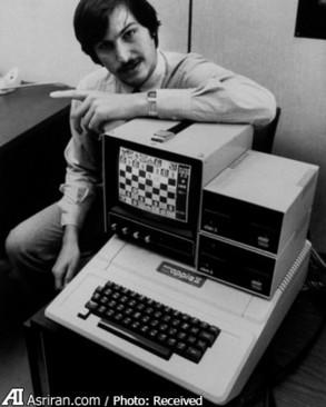 نسل دوم کامپیوتر های اپل- 1977
