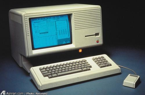 کامپیوتر شخصی اپل که در سال 1983 وارد بازار شد. این کامپیوتر معروف به اپل لیسا است