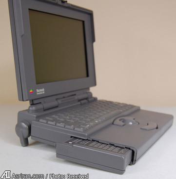 اولین لب تاب اپل- 1991