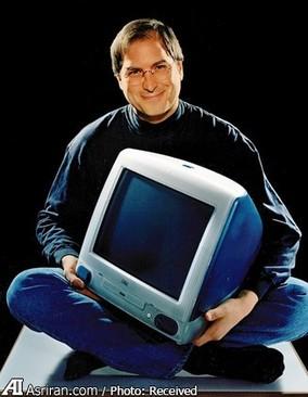 اولین مانیتور اپل- 1998