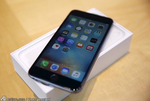 آیفون 6 نسل هشتم گوشی های هوشمند اپل است که در سال 2015 معرفی شد