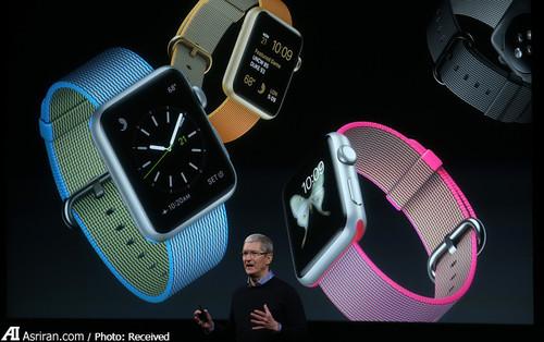 ساعت های هوشمند اپل که در سال 2016 معرفی شد