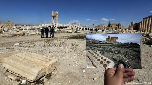 معبد دو هزار سالهی