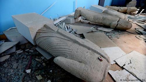 سازمان یونسکو نیز اعلام کرده است که به زودی کمیسیونی برای اعزام به پالمیرا تشکیل خواهد داد.