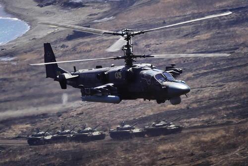 رزمایش نیروی دریایی روسیه