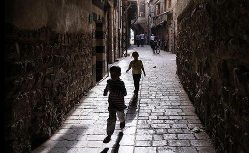 زندگی روزمره در دمشق- سوریه