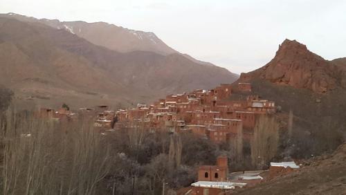 روستای ابیانه- شهرستان نظنز- استان اصفهان- سارا مهاجر