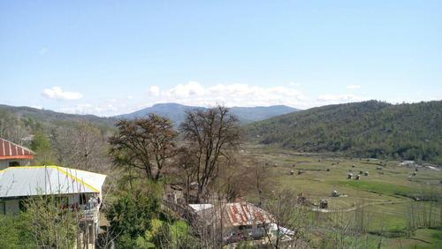 روستای رییس کلای لفور- شهرستان سواد کوه- استان مازندران- عارفه ساجدی رییسی