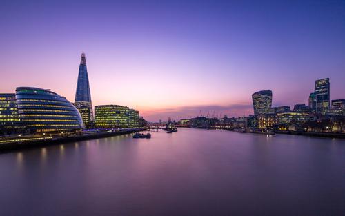 نوردهی طولانی از لندن