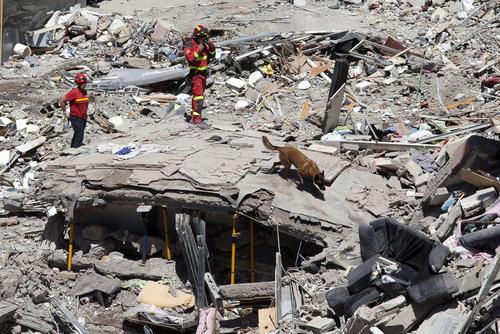 دو کشته و نه زخمی در ریزش ساختمانی در جزایر قناری اسپانیا