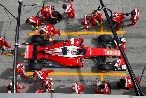 مسابقات اتومبیلرانی جایزه بزرگ در شانگهای چین