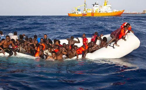نجات دهها پناهجوی آفریقایی در سواحل ایتالیا
