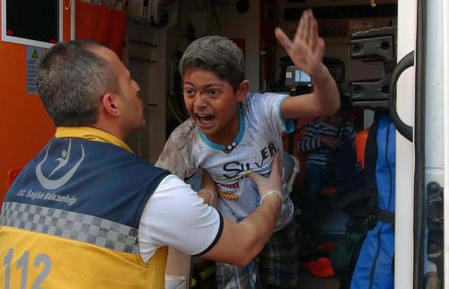 اصابت راکت از خاک سوریه به منطقه مرزی کیلیس در ترکیه