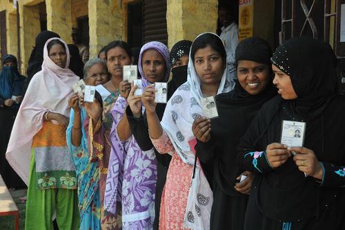انتخابات مجلس ایالتی در کلکته هند