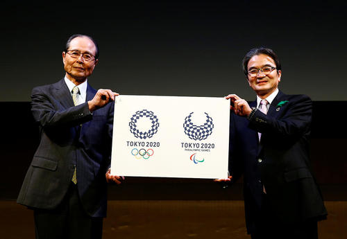 رونمایی از نشان جدید بازی های المپیک 2020 توکیو