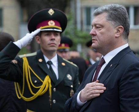 حضور رییس جمهور اوکراین در مراسم سی امین سالگرد فاجعه اتمی چرنوبیل – کی یف
