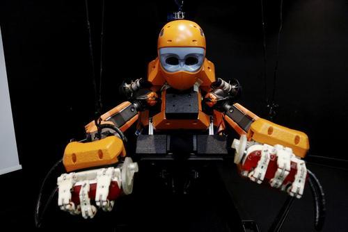 رونمایی از روبات غواص