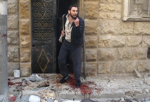 شهر حلب سوریه