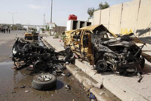 حمله تروریستی در جنوب بغداد