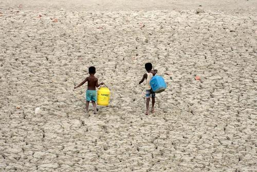 حشکسالی کم سابقه در هند – اوتارپرادش