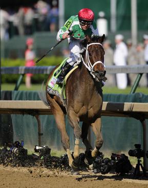 مسابقات اسب سواری در کنتاکی آمریکا