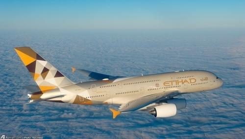 شرکت هواپیمایی اتحاد امارات گران ترین بلیت خط هوایی جهان را با آغاز خط پروازی بمبئی - نیویورک از آن خود کرده است.