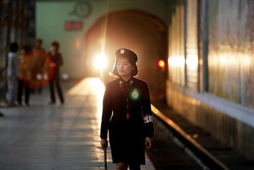 ایستگاه مترو شهر پیونگ یانگ