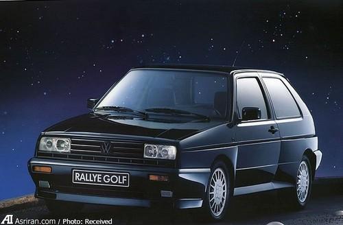 گلف رالی MkII  به عنوان یک محصول ویژه داخلی ساخته شد. یک خودرو چهار سیلندر رالی با قابلیت تحرک چهار- چرخ (four-wheel) و چراغهای جلوی مستطیل که کمی بالاتر از جایگاه خود قرار گرفتند. حدود 5 هزار دستگاه از این خودرو ساخته شد و قیمت آن دو برابر یک خودروی جدید گلف محاسبه شد.