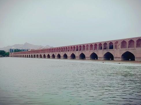 سی و سه پل اصفهان- بهزاد مرادی
