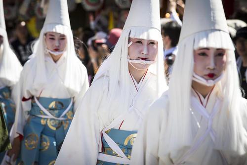جشنواره سنتی سانجا ماتسوری در شهر توکیو ژاپن