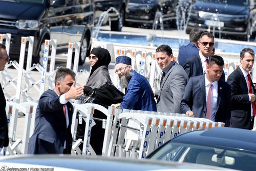 عکس دختر ترکیه دختر رئیس جمهور دختر اردوغان بیوگرافی اردوغان Sümeyye Erdoğan