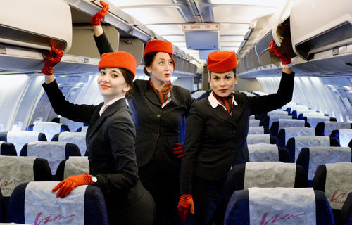 هواپیمایی روسیه