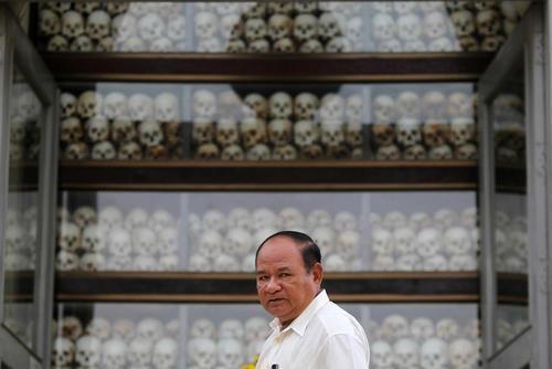 موزه جنایت های جنگی خمرهای سرخ در شهر پنوم پن کامبوج