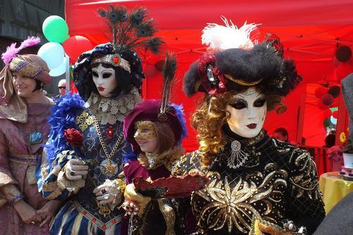 جشنواره تاریخی ریگا در لیتوانی
