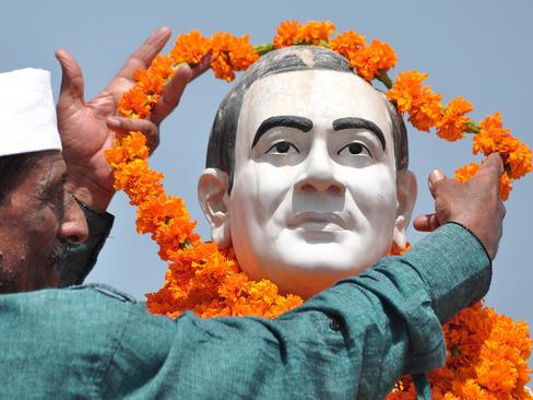 گرامی داشت یاد راجیو گاندی نخست وزیر فقید هند در بیست و پنجمین سالگرد ترور او – راجستان