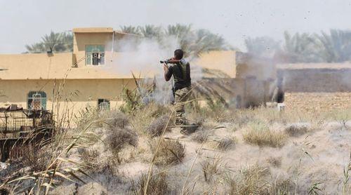 نبرد بازپس گیری شهر فلوجه عراق از داعش
