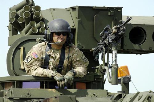 مانور مشترک نیروهای آمریکایی و جمهوری چک