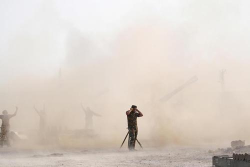 عملیات آزاد سازی فلوجه عراق از دست داعش