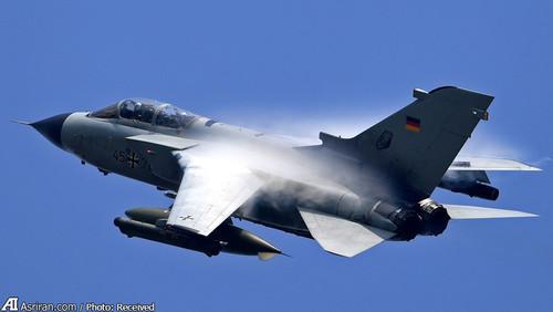 جنگنده آلمانی گردباد