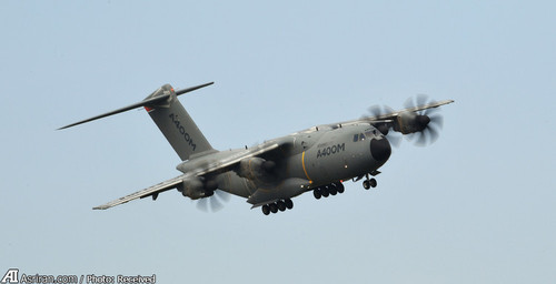 هواپیمای ایرباس A400M
