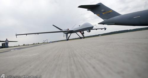 هواپیما بدون سرنشین MQ-9