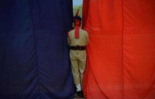 پلیس هند در منطقه جامو و کشمیر