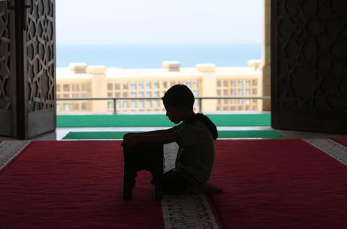 مسجد الخلدی در غزه